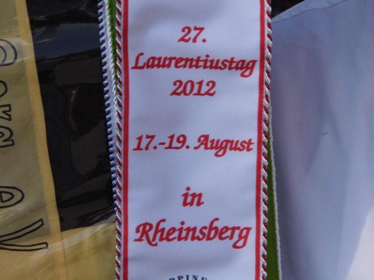 Laurentiustag 2012